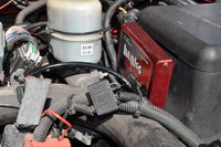 Picture of 2001 Chevrolet Silverado 2500 2 Dr LS Standard Cab LB, engine, gallery_worthy