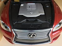 Picture of 2016 Lexus LS 460 L AWD, engine, gallery_worthy