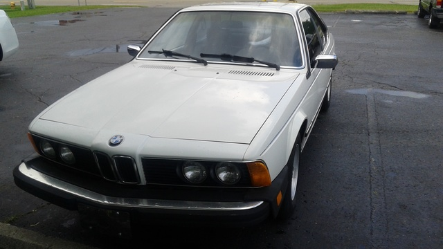 Picture of 1984 BMW 6 Series 633 CSi Coupe RWD