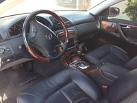 Picture of 2003 Mercedes-Benz CL-Class CL 500 Coupe, interior, gallery_worthy