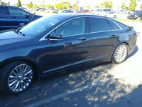 Picture of 2013 Lincoln MKZ V6, exterior, gallery_worthy