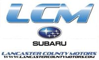 Lancaster County Motors Subaru logo