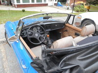 Picture of 1978 MG MGB Coupe, interior, gallery_worthy