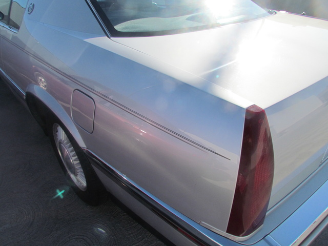 Picture of 1992 Cadillac Eldorado Coupe FWD