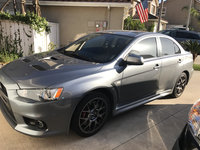Foto de un 2013 Mitsubishi Lancer Evolution MR, exterior, gallery_worthy
