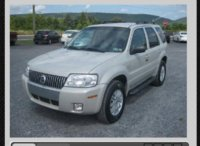 Picture of 2007 Mercury Mariner Convenience 4x4, exterior, gallery_worthy