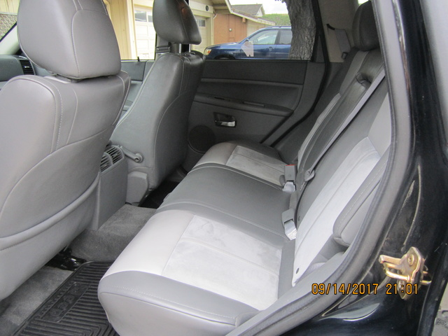 Marvelous Picture Of 2006 Jeep Grand Cherokee Overland, Interior, Gallery_worthy Great Ideas