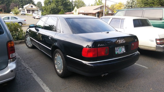 Picture of 2002 Audi A8 L quattro AWD
