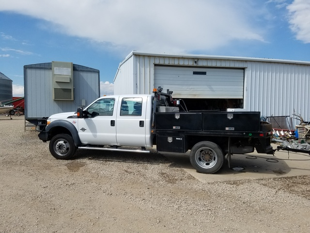 Picture of 2011 Ford F-450 Super Duty XLT Crew Cab DRW 4WD, exterior, gallery_worthy