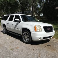 Picture of 2009 GMC Yukon XL 1500 SLT-2, exterior, gallery_worthy