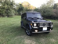 Picture of 2010 Mercedes-Benz G-Class G 55 AMG, exterior, gallery_worthy