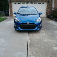 Picture of 2016 Toyota Prius c Two, exterior, gallery_worthy