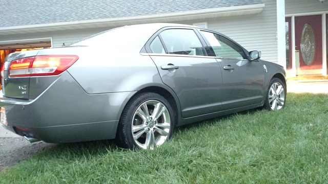 Picture of 2012 Lincoln MKZ AWD