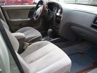 Picture of 2004 Hyundai Elantra GLS, interior, gallery_worthy