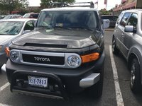 Picture of 2013 Toyota FJ Cruiser 4WD, exterior, gallery_worthy