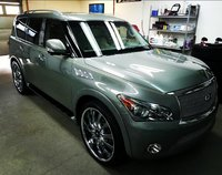 Picture of 2011 INFINITI QX56 Base, exterior, gallery_worthy