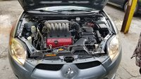 Picture of 2007 Mitsubishi Eclipse Spyder GT, engine, gallery_worthy