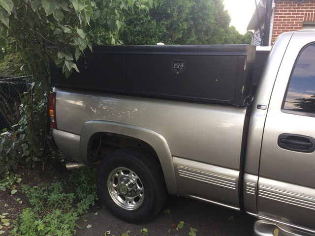 Picture of 2001 Chevrolet Silverado 1500HD HD LT Crew Cab
