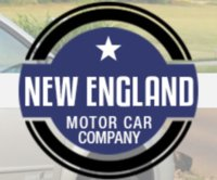 CJ Clark's New England Motor Car Company logo