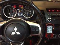 Picture of 2012 Mitsubishi Lancer Evolution GSR, interior, gallery_worthy