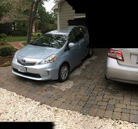 Picture of 2014 Toyota Prius v Five, exterior, gallery_worthy
