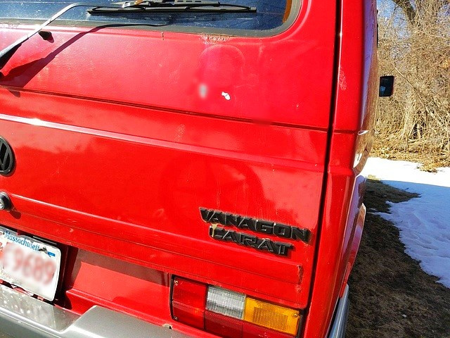 Picture of 1991 Volkswagen Vanagon Carat Passenger Van