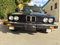 1982 BMW 5 Series Overview