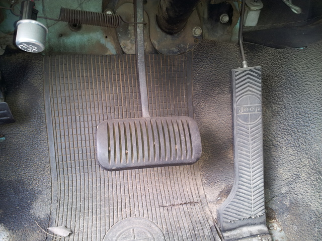 Picture of 1972 Jeep Gladiator, interior, gallery_worthy