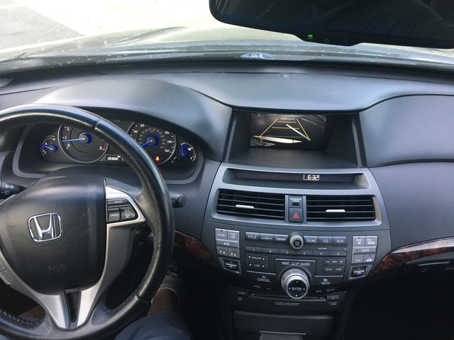 Picture Of 2011 Honda Accord Crosstour EX L W/ Navigation, Interior,  Gallery_worthy