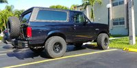 Picture of 1993 Ford Bronco Eddie Bauer 4WD, exterior, gallery_worthy