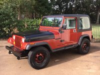Picture of 1988 Jeep Wrangler Sport 4WD, exterior, gallery_worthy