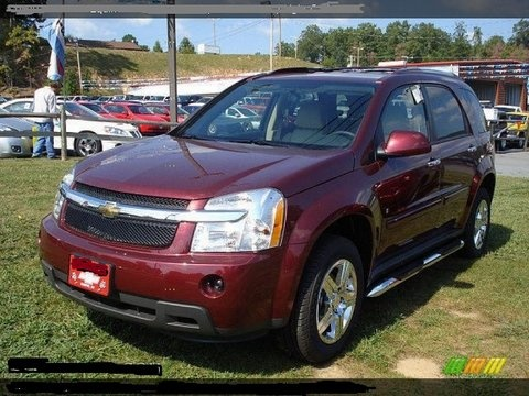 Picture of 2009 Chevrolet Equinox LT2