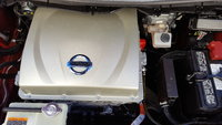 Picture of 2015 Nissan Leaf SV, engine, gallery_worthy