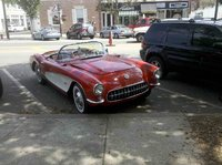 Picture of 1956 Chevrolet Corvette Convertible Roadster, exterior, gallery_worthy