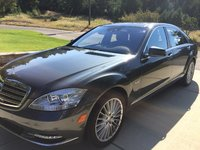 Picture of 2012 Mercedes-Benz S-Class S 600, exterior, gallery_worthy