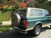 Picture of 1990 Ford Bronco Eddie Bauer 4WD, exterior, gallery_worthy