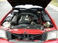 Picture of 1996 Mercedes-Benz SL-Class SL 320, engine, gallery_worthy