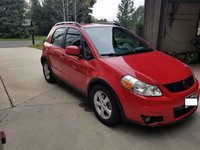 Picture of 2009 Suzuki SX4 Crossover Touring AWD, exterior, gallery_worthy