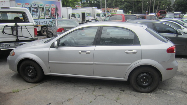 Picture of 2007 Suzuki Reno Base