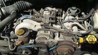 Picture of 2000 Subaru Outback Limited Wagon, engine, gallery_worthy
