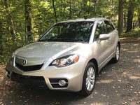 Picture of 2011 Acura RDX SH-AWD with Technology Package, exterior, gallery_worthy