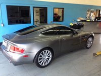 Picture of 2003 Aston Martin V12 Vanquish RWD, exterior, gallery_worthy