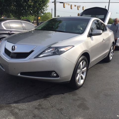 Picture of 2012 Acura ZDX SH-AWD with Advance Package, exterior, gallery_worthy