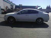 Picture of 2007 Mitsubishi Galant DE, exterior, gallery_worthy