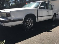 Picture of 1992 Dodge Dynasty 4 Dr STD Sedan, exterior, gallery_worthy