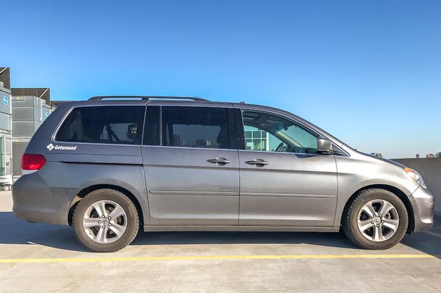 Image Result For Honda Odyssey Reviewsa