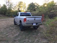 Picture of 2010 Dodge Ram 3500 SLT Crew Cab 4WD, exterior, gallery_worthy