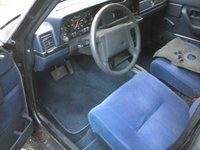 Picture of 1986 Volvo 240 DL, interior, gallery_worthy