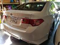 2013 Acura TSX Overview
