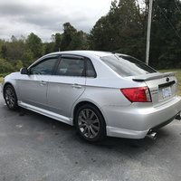 Picture of 2010 Subaru Impreza WRX Base, exterior, gallery_worthy